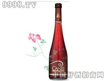 圣霞多・Canei肯爱宝石红起泡酒