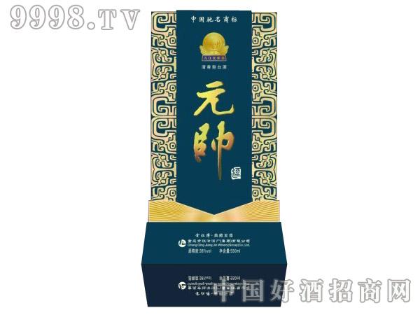 金江津38°几江元帅-白酒招商信息