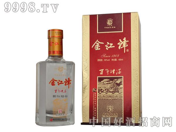金江津50度百年津酒