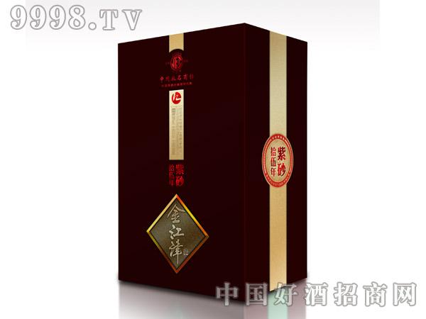 金江津紫砂(15)-50度-白酒招商信息