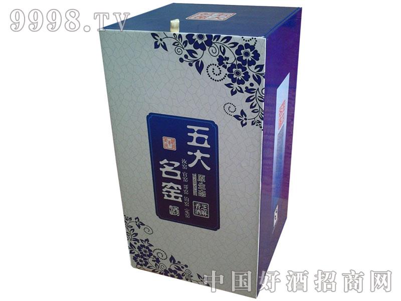 五大名窑-外包装-白酒招商信息