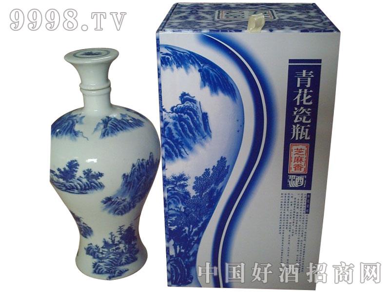 3斤青花瓷