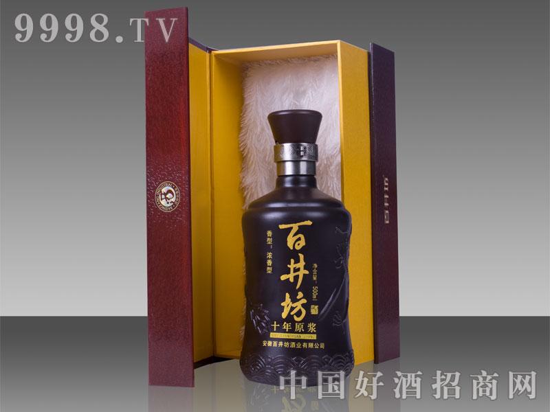 百井坊酒原浆10