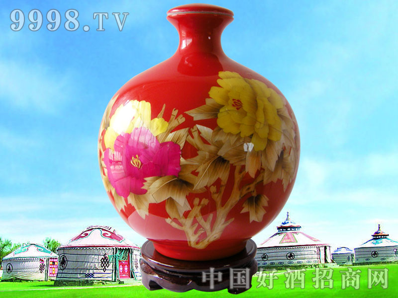 十斤红坛酒