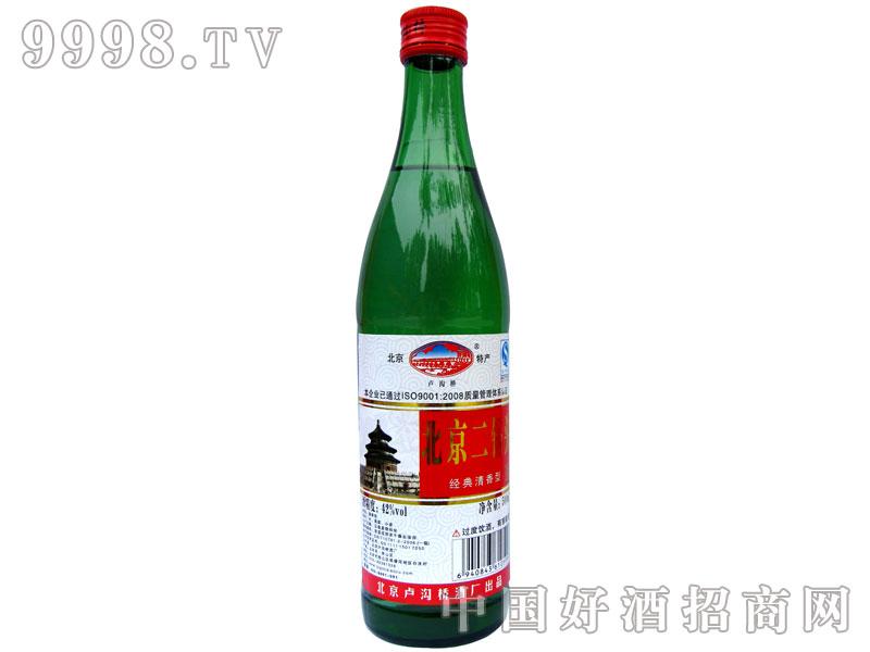 大绿瓶42°500ml