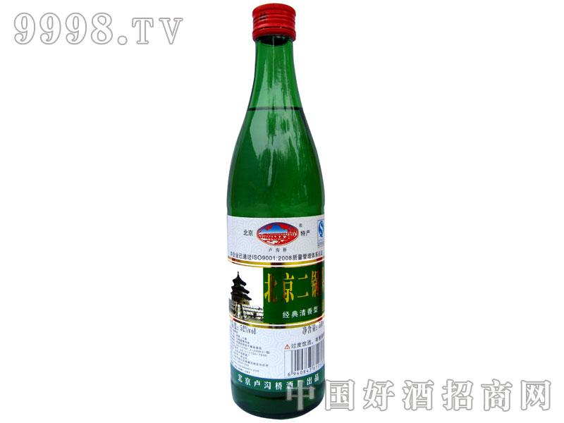 大绿瓶52°500ml