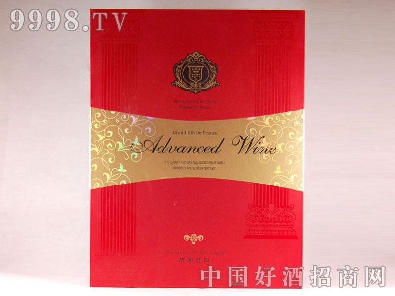 进口红酒(红盒)