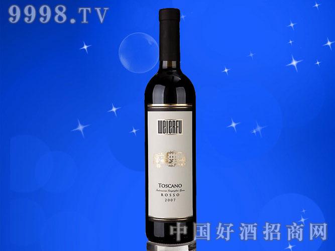 庄园白标葡萄酒