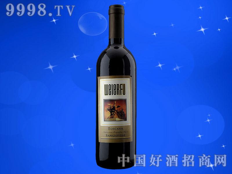 桑娇维塞干红葡萄酒