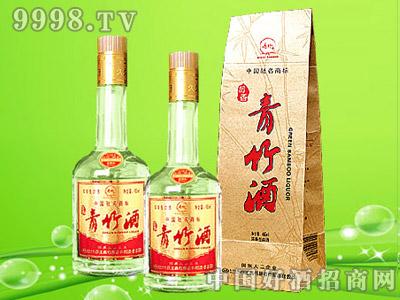 醇香青竹酒