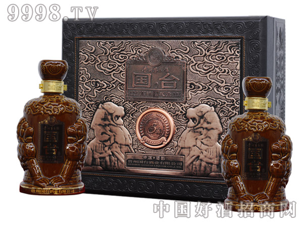 国台双支高档礼盒-白酒招商信息