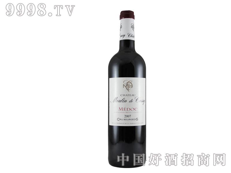穆林德卡西酒庄干红葡萄酒