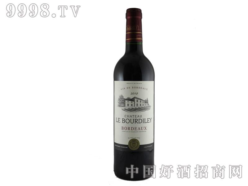 进口红酒代理-波尔迪勒酒庄干