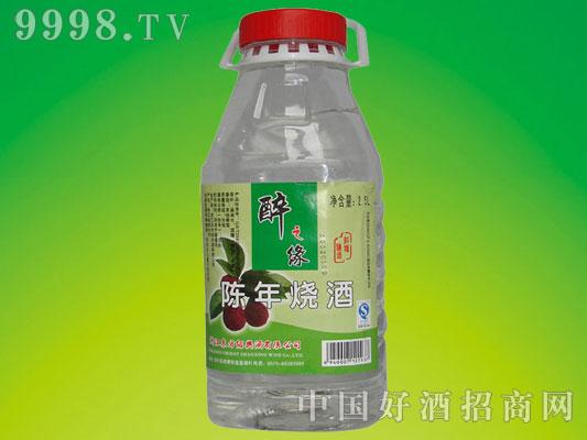 2.5L52度陈年烧酒
