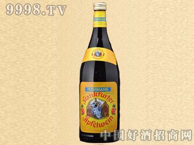 法兰克福传统苹果酒