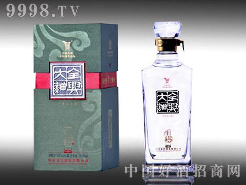 润藏12 绿盒-白酒招商信息