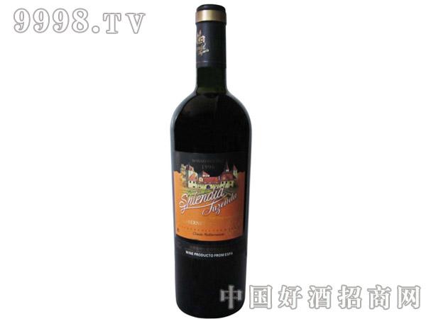 庄园酒干红1996
