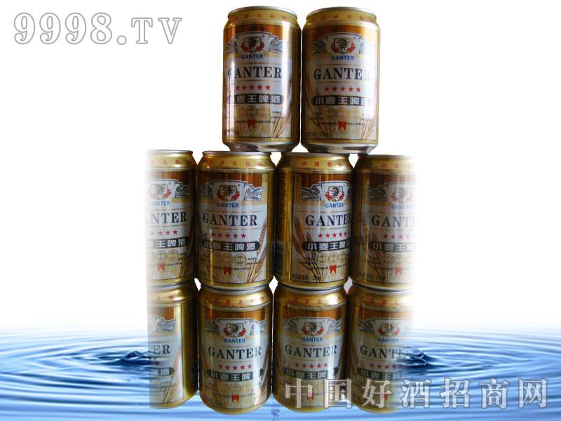 小麦王啤酒(罐)
