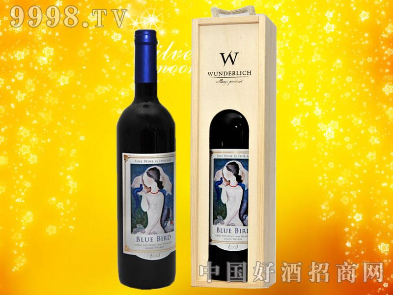 蓝鸟维拉尼干红葡萄酒2007