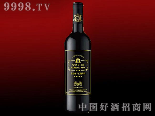 珍藏五星级赤霞珠干红葡萄酒