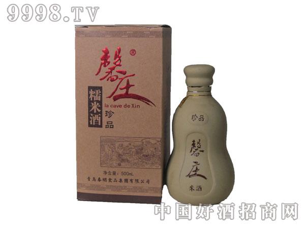 500ml珍品糯米酒