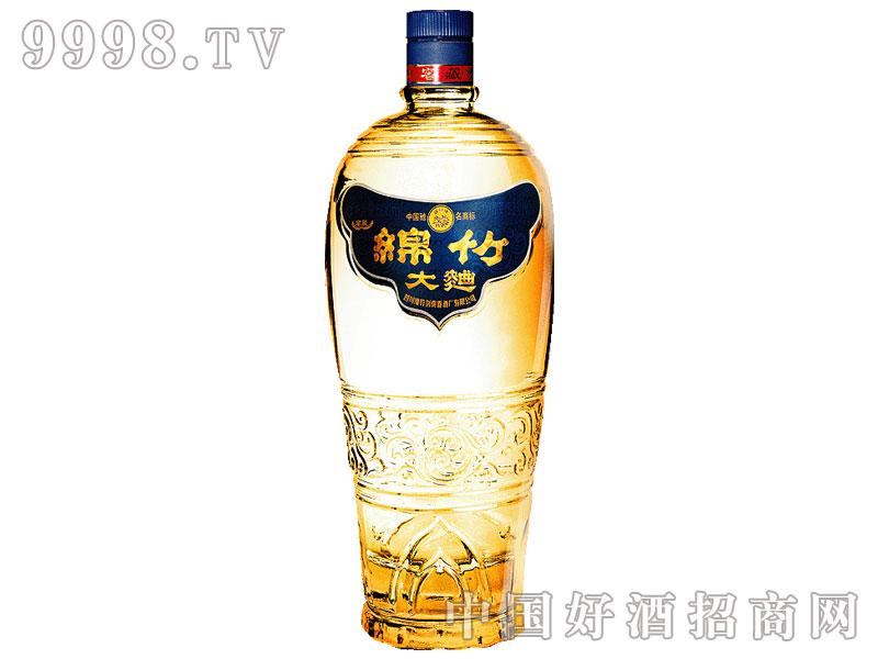 窖藏绵竹大曲(裸瓶)