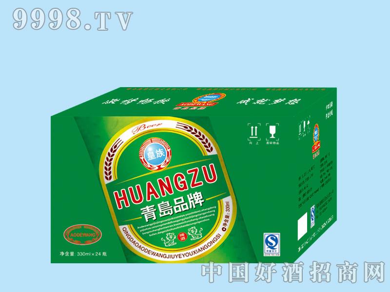 皇族青岛啤酒330ML