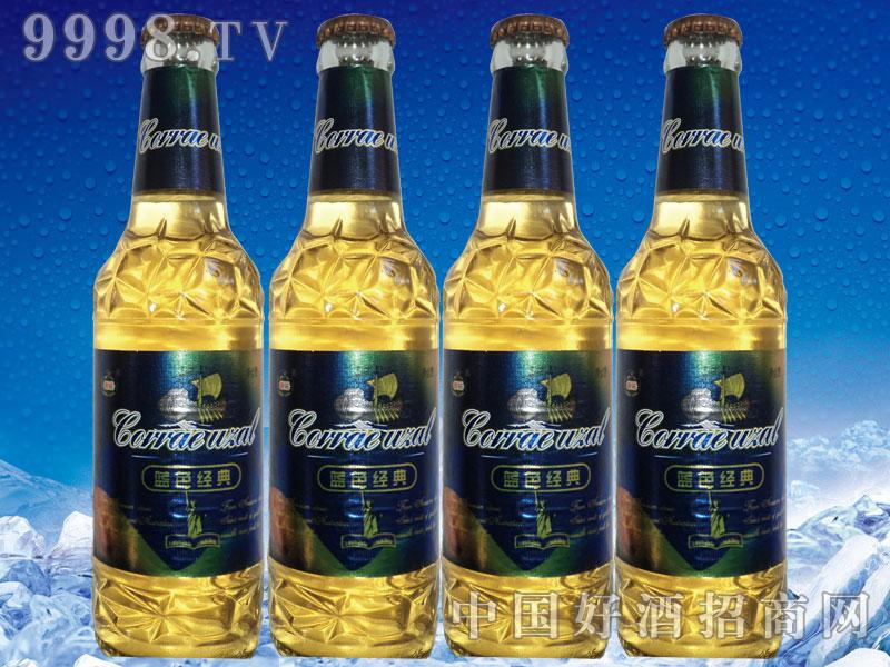 美国蓝带啤酒蓝色经典-330ml