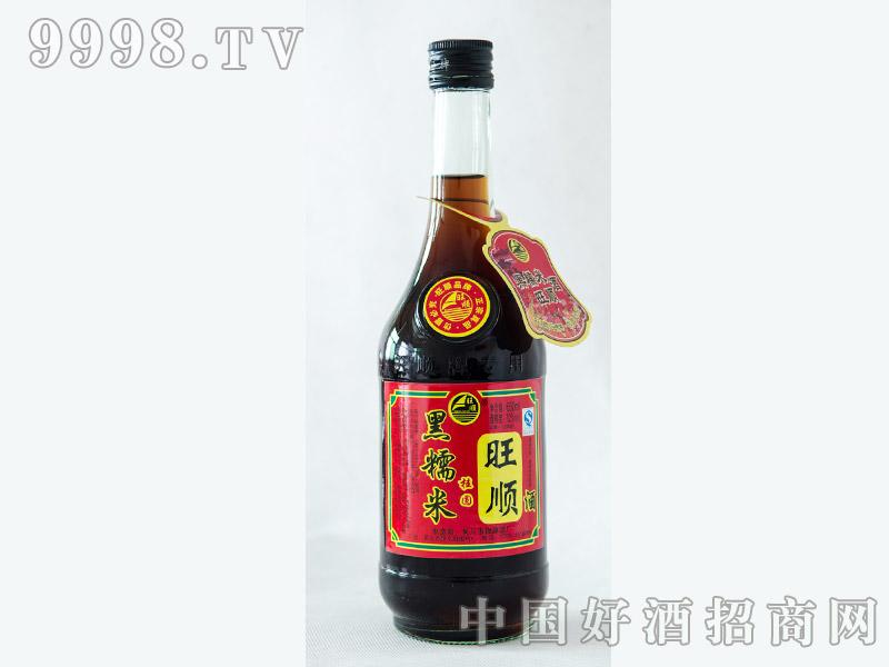 650ml12度黑糯米酒