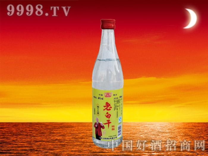 七喜熊猫仁和酒46度