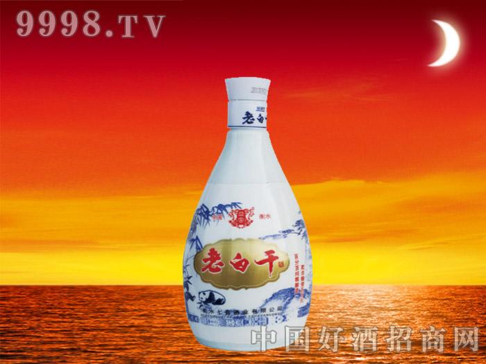 七喜熊猫仁和酒52度