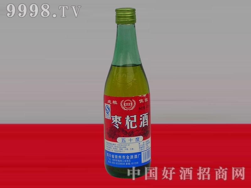 枣杞酒(50度,470ml)