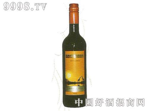 极速加苯纳苏维翁梅洛甜红葡萄酒