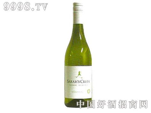 莎拉之河白苏维翁干白葡萄酒