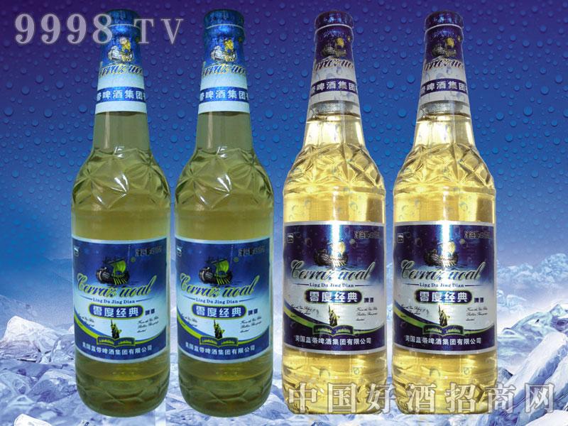 美国蓝带啤酒零度经典488ml