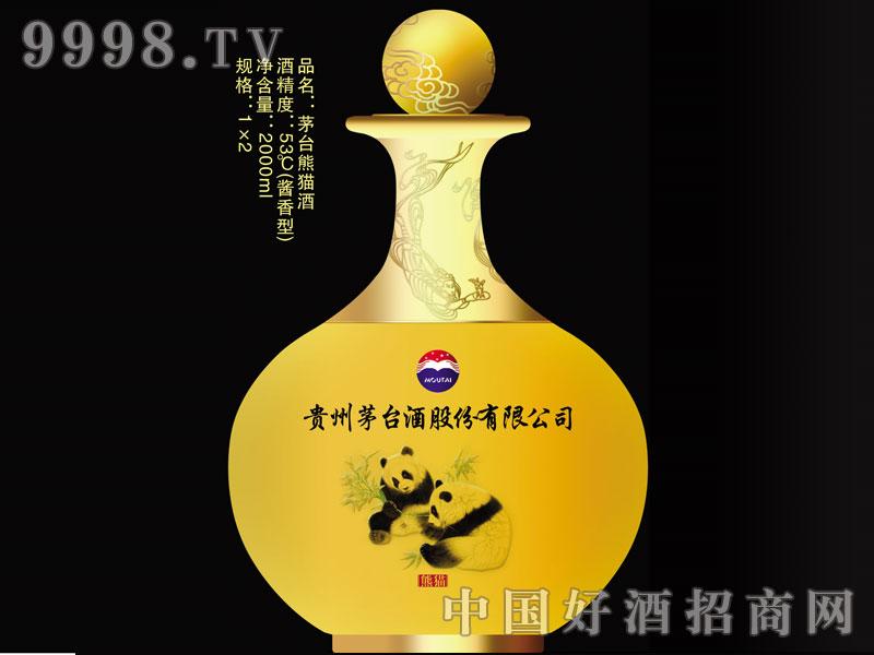茅台熊猫酒