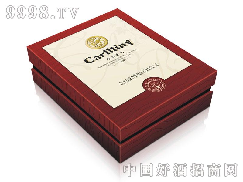 卡尔帝尼雅致双支礼盒