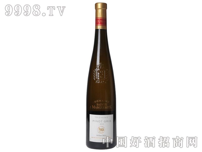 阿尔萨斯玛格丽特半甜白葡萄酒