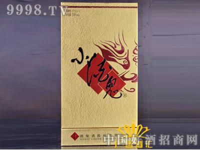 小酒鬼酒金木盒(2005)