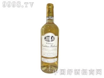 法国系列波尔多贵腐甜白葡萄酒