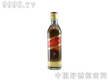 尊尼获加红牌调配型苏格兰威士忌375ml