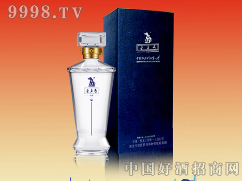 金上号(蓝盒)-白酒招商信息