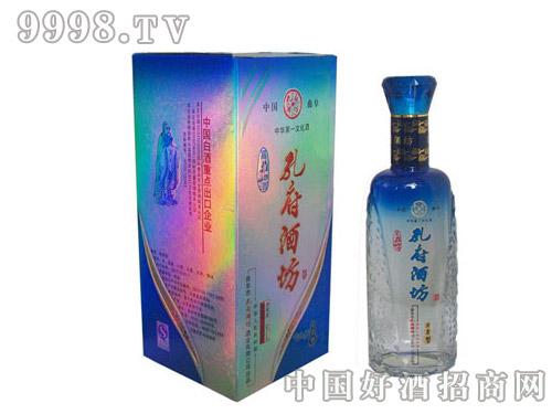 孔府酒坊蓝