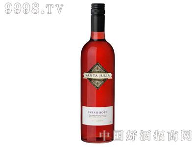 圣茱莉亚思拉桃红葡萄酒