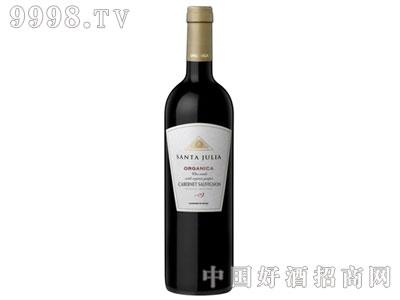 圣茱莉亚有机赤霞珠葡萄酒