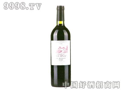 宝纳克城堡干红葡萄酒
