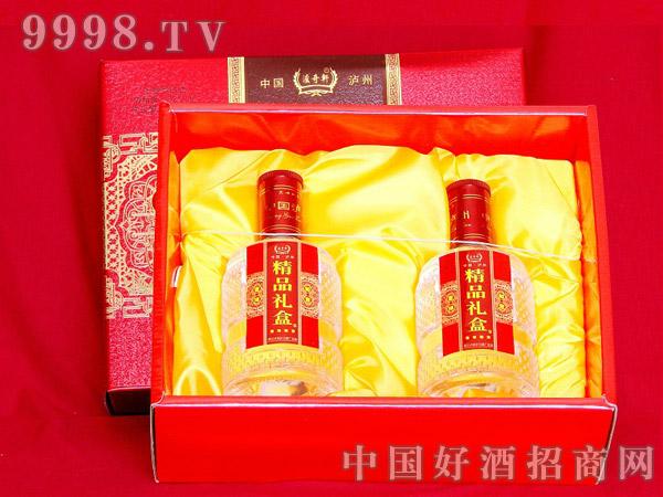 沪奇轩高档礼盒酒