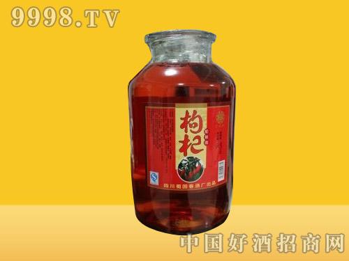 蜀国春枸杞酒5L