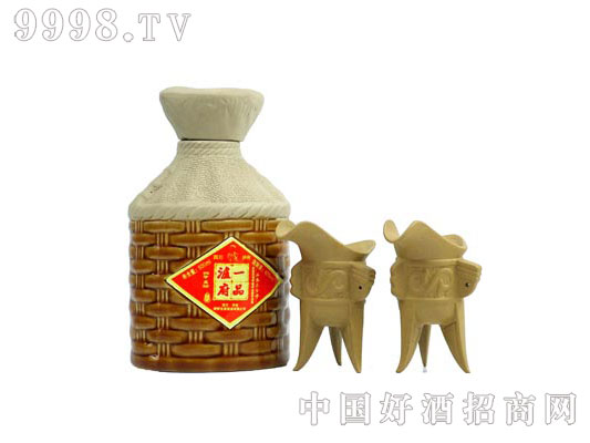 05版一品泸府粮仓酒