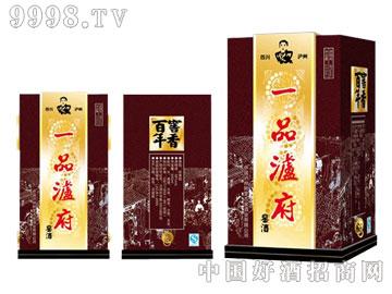 06版一品泸府酒窖香